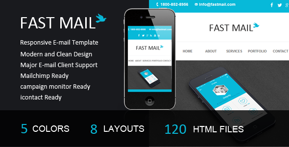 fast-mail-responsive-email-template