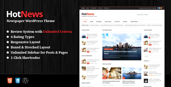 hotnews-newspaper-wordpress-theme