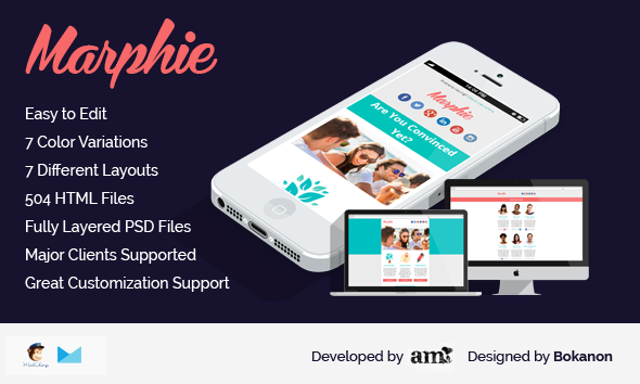 marphie-business-responsive-email-template