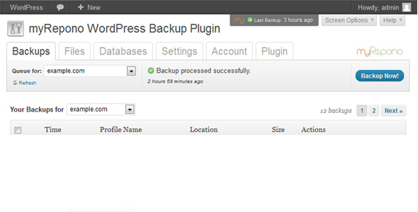 myrepono-wordpress-backup-plugin