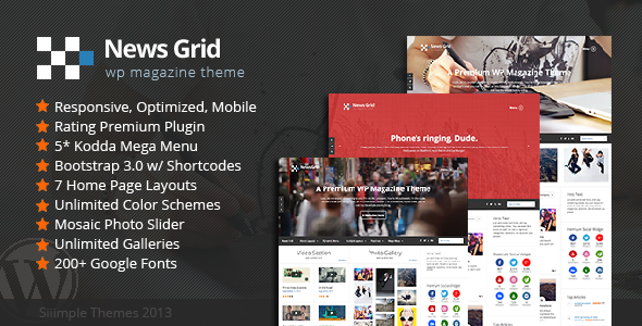 news-grid-wp-magazine-theme