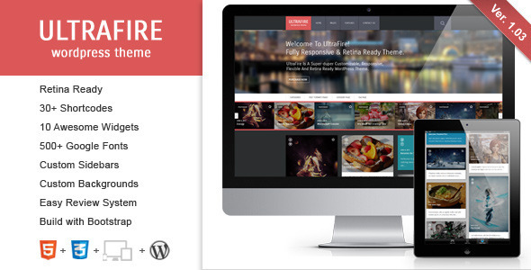 ultrafire-retina-responsive-wordpress-blog-theme