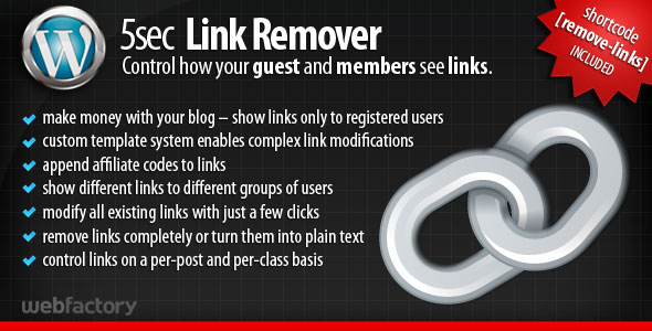 5sec-Link-Remover-a-membership-extension-plugin