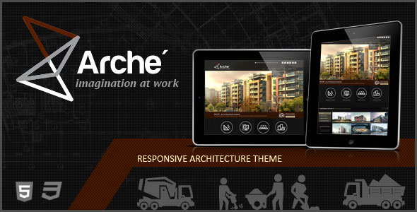 25 best wordpress themes for architects architecture for Best architecture firm websites