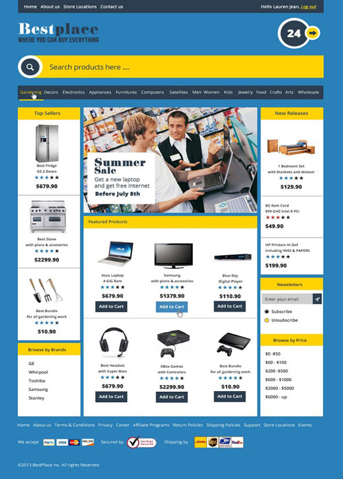 Best-Place-Ecommerce-Templates