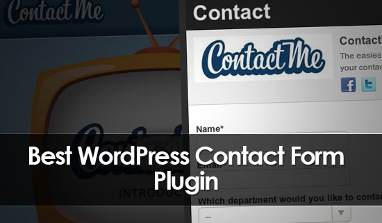 Best WordPress Contact Form