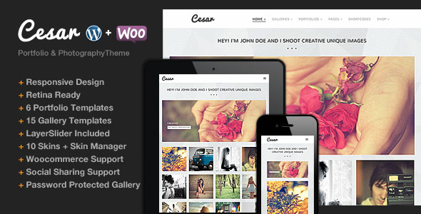 Cesar-Responsive-Portfolio-Photography-Theme