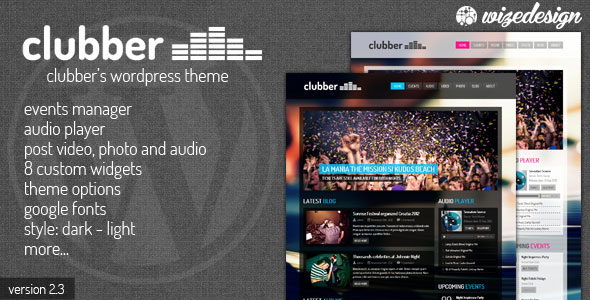 Clubber-Events-Music-WordPress-Theme