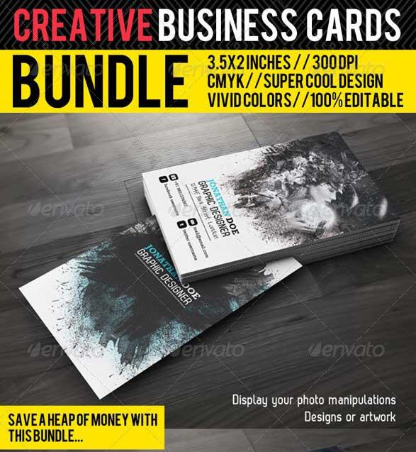 Creative-BusinessCard-Bundle