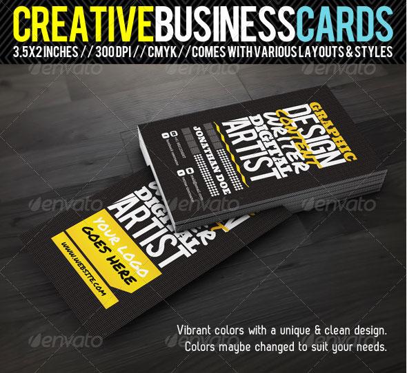 Creative-Designer-Business-Card