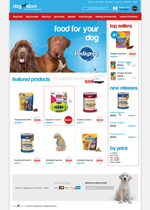 Dog-Store-Ecommerce-Templates