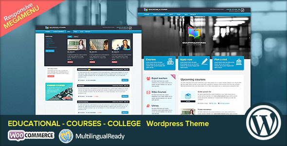 EDU-Educational-Courses-College WP Theme