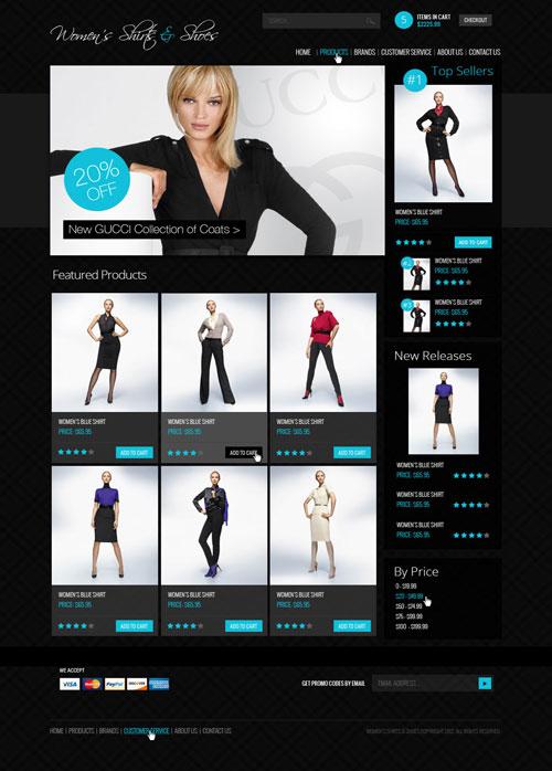 Fashion-Ecommerce-Templates