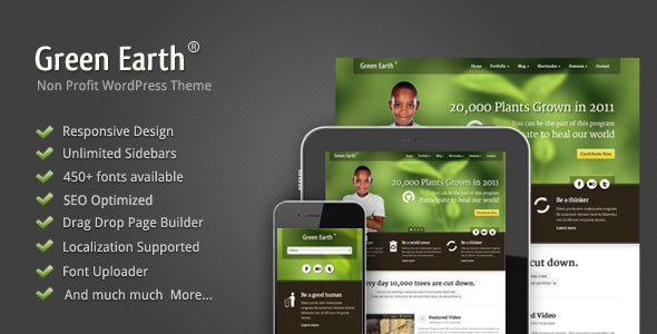 Green-Earth-Environmental-WordPress-Theme