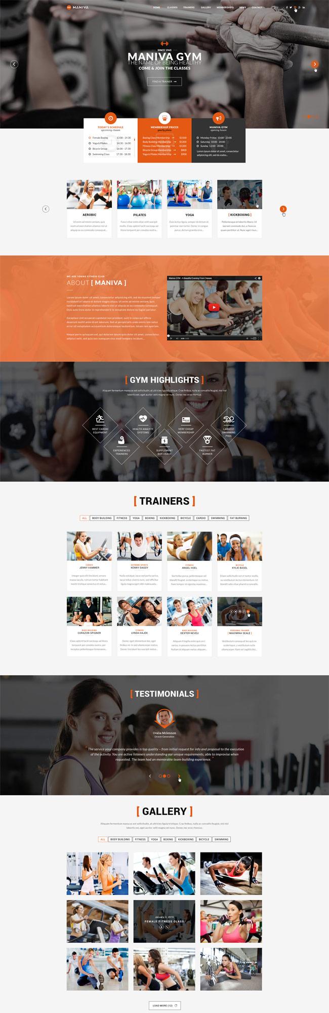Gym-Fitness-Yoga-Maniva-WordPress-Theme