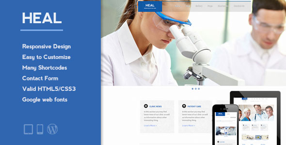 HEAL-Responsive-Medical-WordPress-Theme