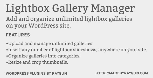 Lightbox-Gallery-Manager-Banner