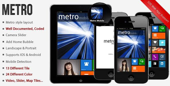 Metro-Mobile-Premium-HTML-Mobile-Template