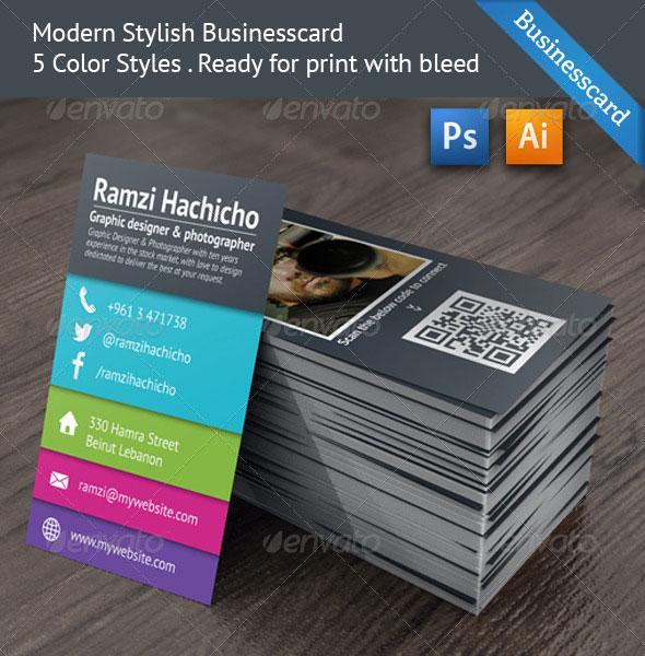 Modern-Stylish-Business-Card