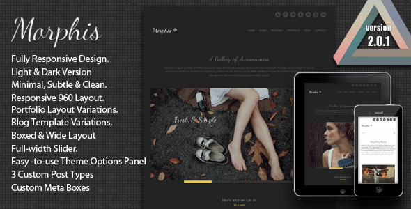 Morphis-Responsive-WordPress-Theme