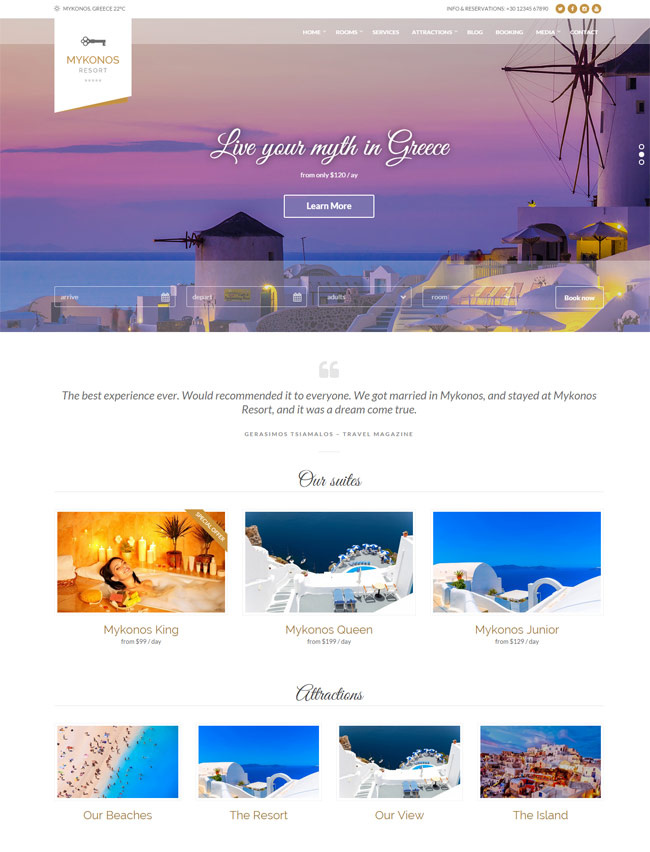 Mykonos-Resort-Hotel-Theme-For-WordPress