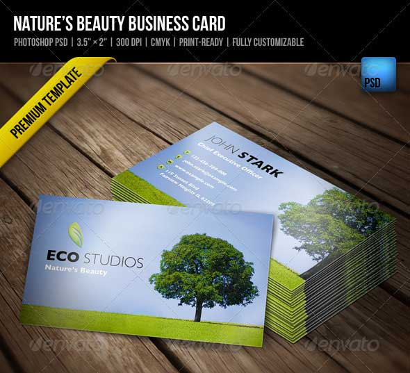 Natures-Beauty-Business-Card