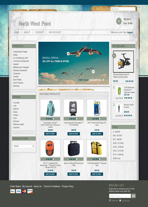 Northwest-Point-Ecommerce-Templates