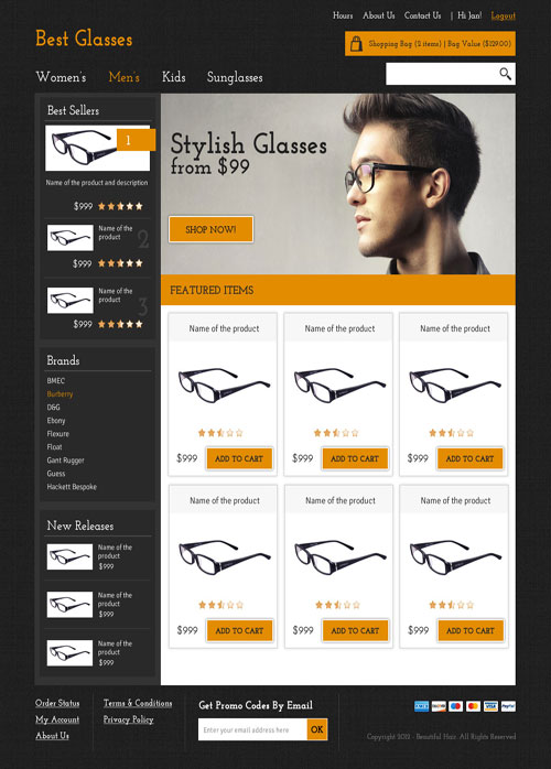 Peepers-Choice-Ecommerce-Templates