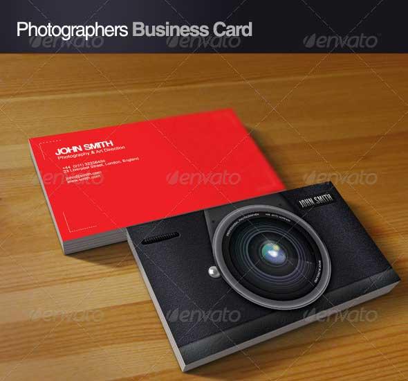 Photographers-Business-Card-III