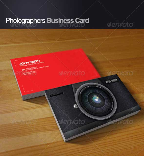Photographers-Business-Card