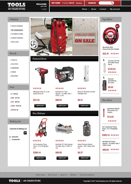 Power-House-Ecommerce-Templates