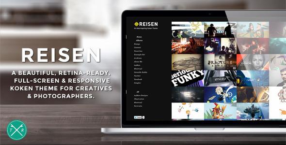 Reisen-Full-Width Koken Photography Theme
