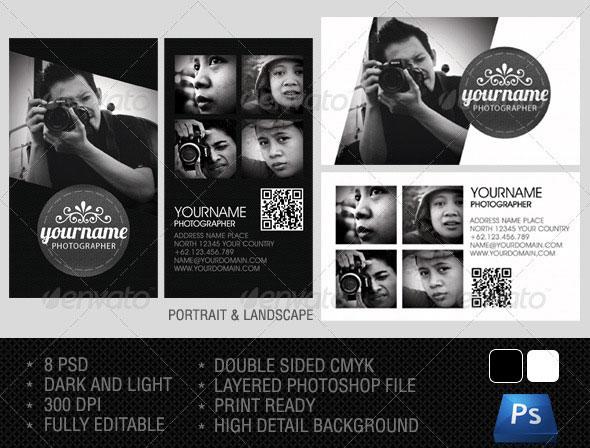 Simple-Portfolio-Business-Card