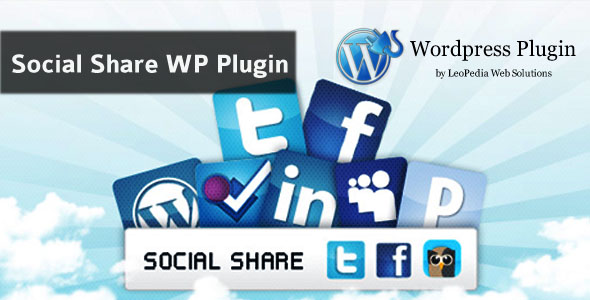 Social Share Fixed Button WordPress Plugin