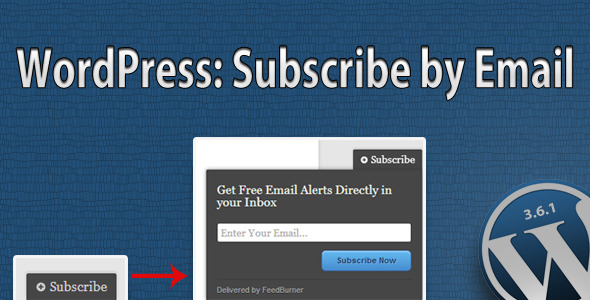 Subscribe by Email