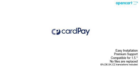 Tatrabanka CardPay-Opencart Plugin