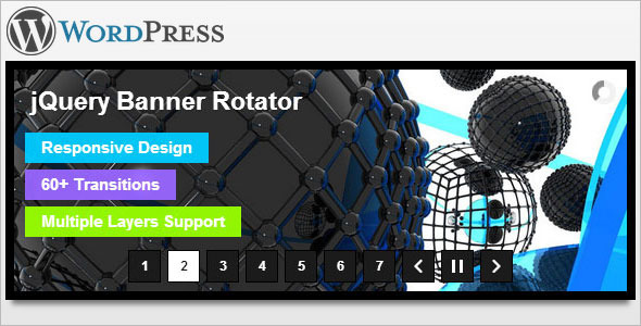 WordPress Banner Rotator-Slideshow Plugin