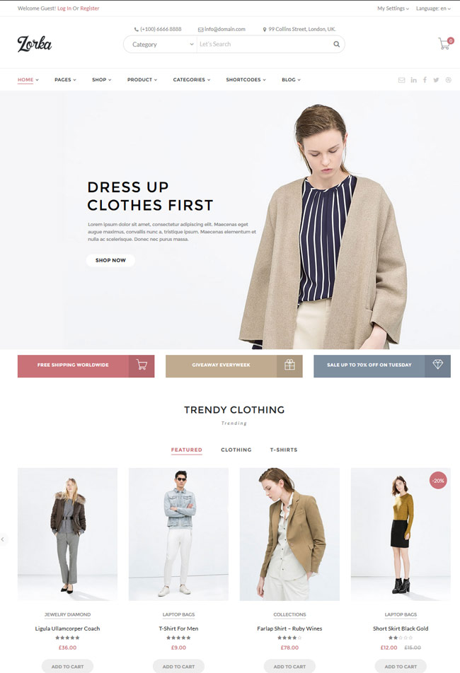 ZORKA-Responsive-Fashion-WooCommerce-Theme