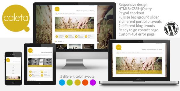 caleta-responsive-portfolio-photography