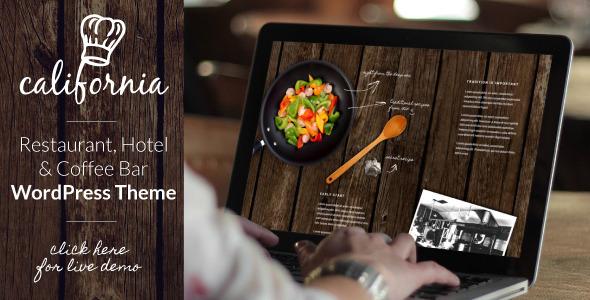 40 best food and recipe wordpress themes 2016 designmaz