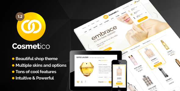 cosmetico-responsive-ecommerce-wordpress-theme
