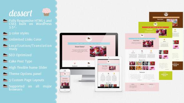 dessert-food-responsive-wordpress-theme