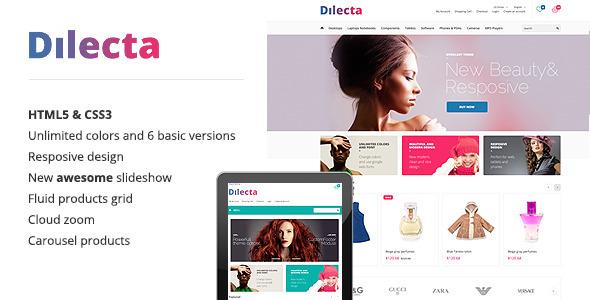 dilecta-responsive-opencart-theme