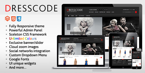 dresscode-responsive-magento-theme