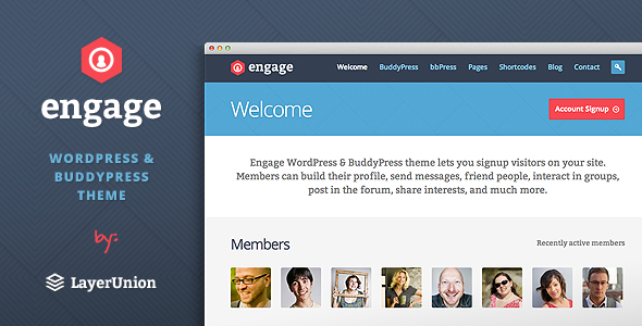 engage-wordpress-buddypress-bbpress-theme
