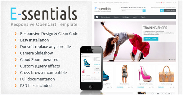 essentials-responsive-opencart-template