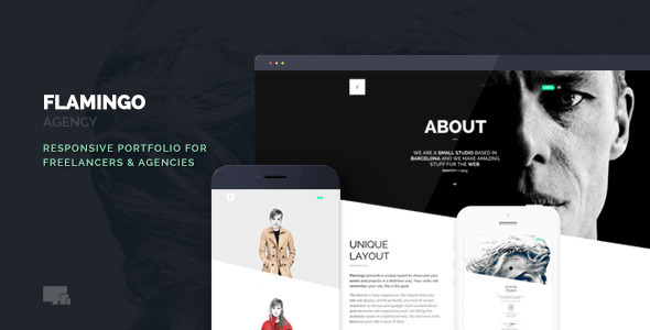 flamingo-agency-freelance-portfolio-theme