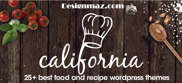 40 best food and recipe wordpress themes 2016 designmaz best food and recipe wordpress themes forumfinder Gallery
