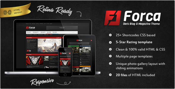 forca-responsive-newsmagazine-html-template
