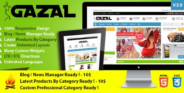 gazal-premium-opencart-theme